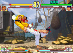 Sean vs Ryu 3rd Strike