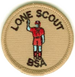Lone Scout BSA