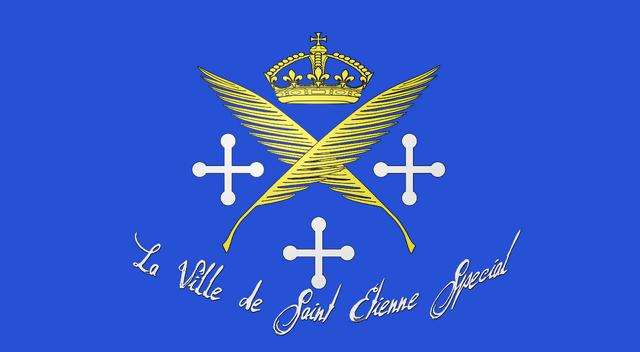 File:Flag of Saint Étienne.png
