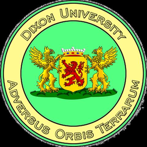 File:Dixon University seal.png