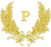 Emblem of the government of posillipo