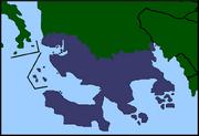 Location of Polousia