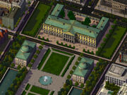 National parliament lamare
