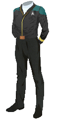 Uniform Jacket Admiral Blue
