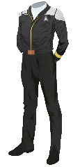 Uniform Jacket Admiral White