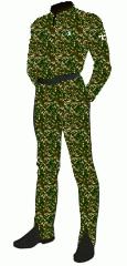 Uniform camo cadet2