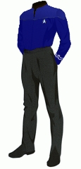 Uniform duty blue po 2