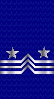 Sleeve blue senior cpo