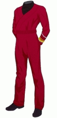 Uniform utility red rear admiral