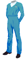 Uniform Utility Blue