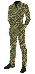 Uniform Camo Savannah