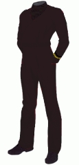 Uniform utility black lt jg