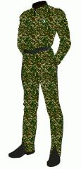 Uniform camo cwo