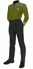 Uniform duty gold cpo