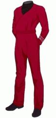 Uniform utility red crewman