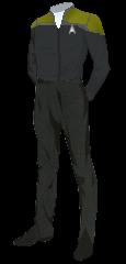Uniform Officer Gold