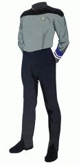 Uniform duty blue cadet3