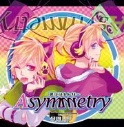 Asymmetry Album Cover Art