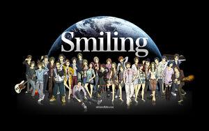 Smiling wp1920x1200