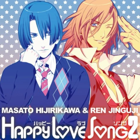 RED HOT×LOVE MINDS - Jinguji Ren