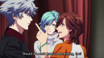 Reiji and RanRan
