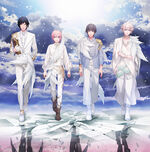 HEAVENS Paradise Lost~Beside you~ cover