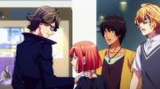 Eiichi hurts Haruka