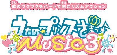 Music3 logo