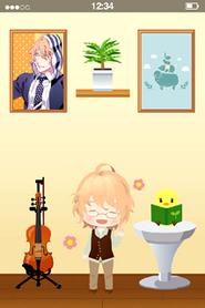 UTA☆PRI ISLAND My Room 2