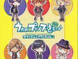 Welcome to UTA☆PRI world!!