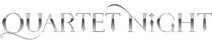 Logo quartet night