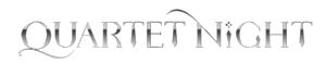 QUARTET NIGHT logo