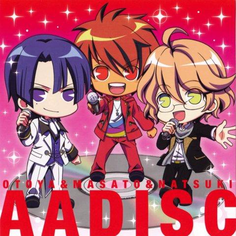 AA Disc
