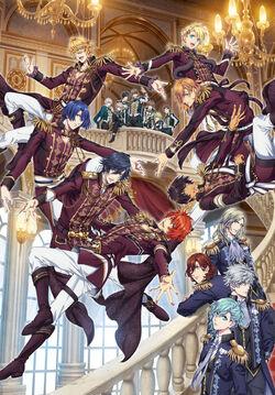 Maji love kingdom poster