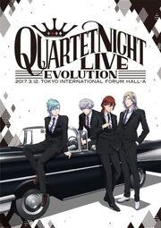 Quartetnightliveevolution
