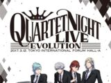 QUARTET NIGHT LIVE EVOLUTION 2017