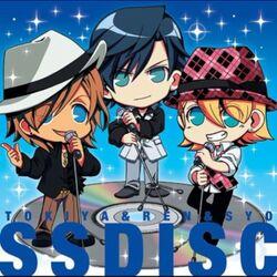 Netsujou SERENADE (off vocal) - S Class (Ichinose Tokiya, Jinguji Ren, Kurusu Syo)