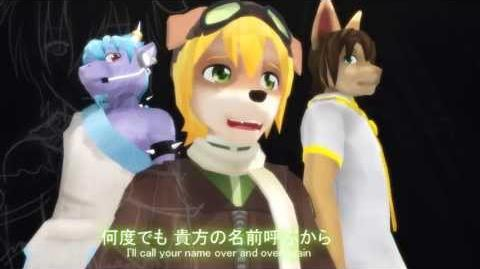 UTAU MMD Kinect PV 'The Immortal Memory' - KaRyuBe