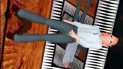 MMD UTAU GLIDE -Richard Joy-