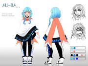 Aura design by kasey