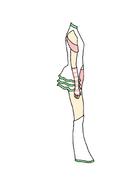 Yasune costume side view