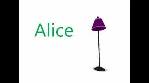 【UTAU Release】 Alice 【Carl Lamp】