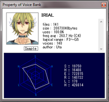 IRIAL voice state