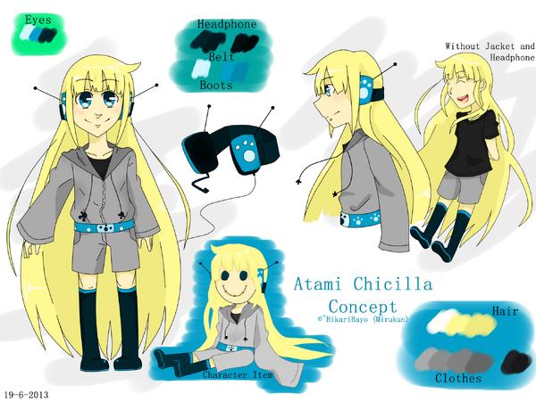 Atami Chicilla Concept