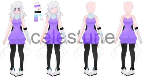 HEXIA HexiaCoreReference - by celestrai on deviantART