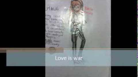 Kaida demo song 1 love is war