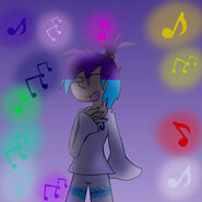 Request singing to the notes by kitsunekawaiigirl dd4dmvb-pre