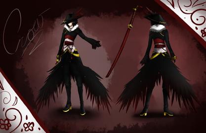 Crow K Ref