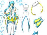 Azure Miki