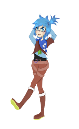 Art trade molly rose by ventushelm-d7yww6w